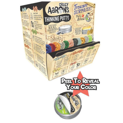 Treasure Surprise Mini Thinking Putty