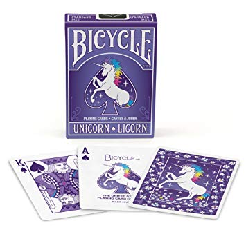 Bicycle Playing Cards Unicorn