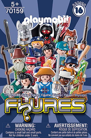 Playmobil Figures Series 16 boys