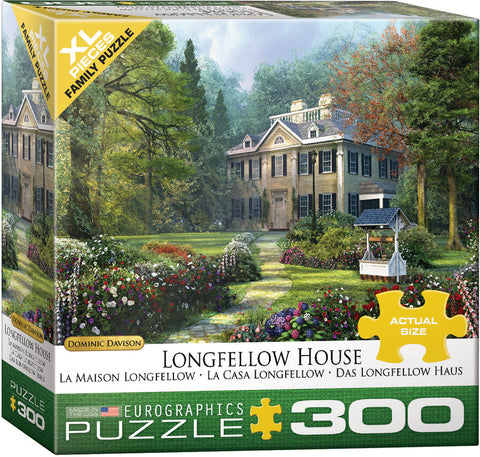 Longfellow House - 300 pc XL