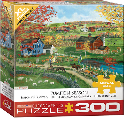Pumpkin Season - 300pc XL