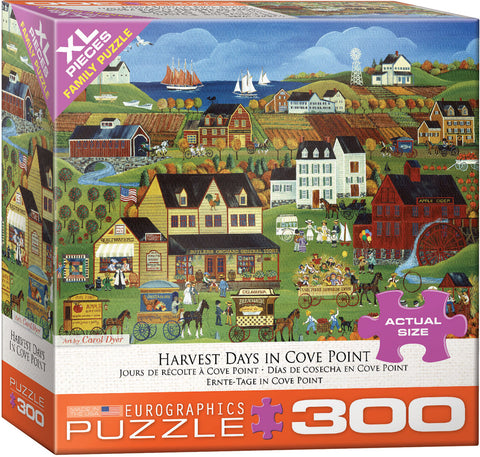 Harvest Days in Cove Point - 300pc XL