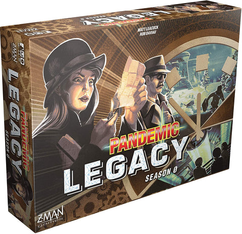 Pandemic Legacy Season 0 *NEW*
