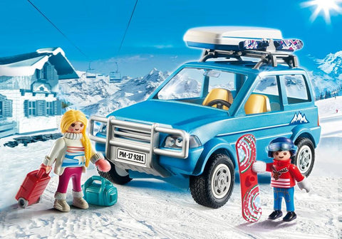 Winter SUV