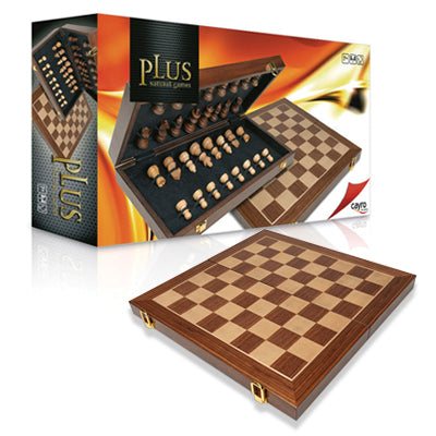 Wooden Chess Set - 7.5 cm King