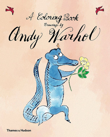 A Coloring Book, Drawings by Andy Warhol