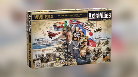 A&A Axis & Allies WWI 1914