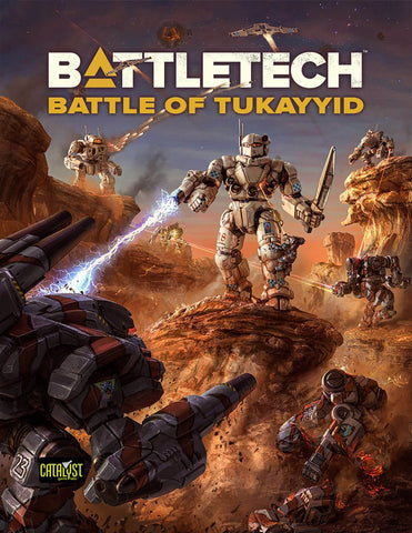 BattleTech Battle of Tukayyid