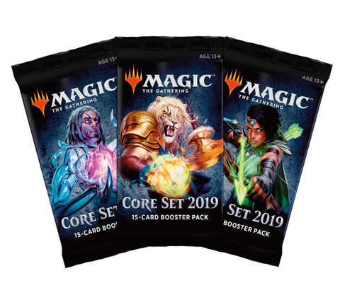 Core Set 2019 MTG Booster Pack