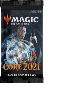 MTG Core 2021 Booster Pack - JULY 3