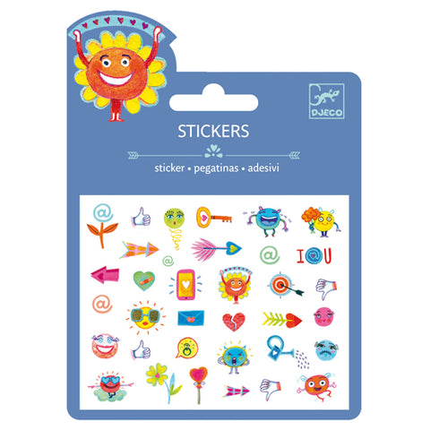 Symbols Mini Stickers