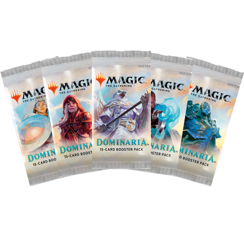 MTG Dominaria Booster Pack