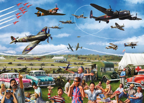Family Airshow 1000pc