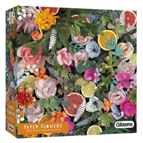 Paper Flowers 1000pc