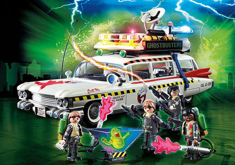 Playmobil Ghostbusters  Car Ecto - 1A