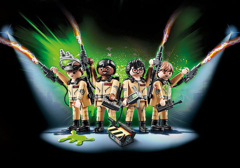 Playmobil Ghostbusters Figures Set