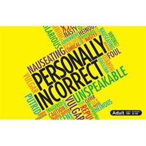 Personally Incorrect Expansion 2 Yellow