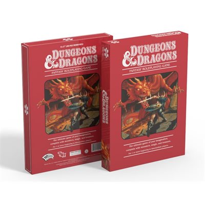 Dungeons & Dragons Puzzle 1000pc