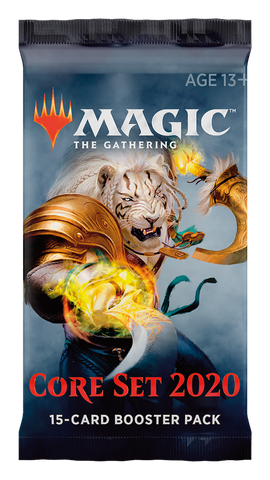 Magic Core Set 2020 Booster Pack