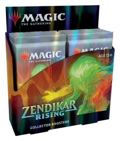 Zendikar Rising Collector Booster *SEP 25*