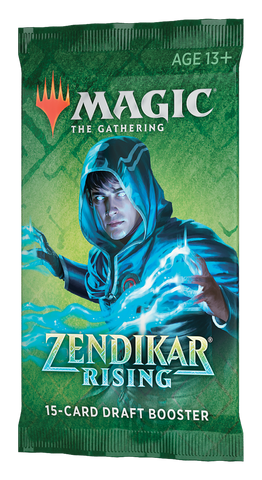 Zendikar Rising Draft Booster *SEPT 25