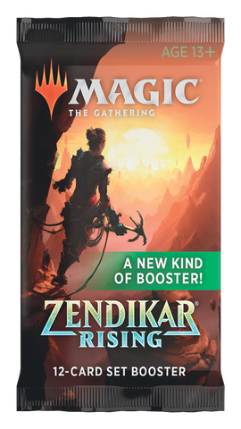 Zendikar Rising SET Booster *SEPT 25