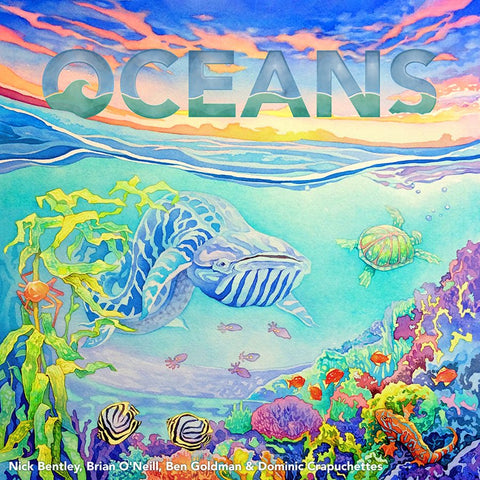 Oceans: Evolution Game