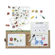 Play, Draw, Create - Farm