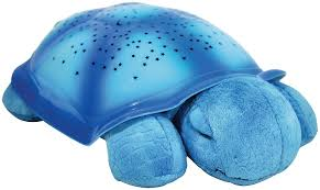 Cloud B - Twilight Turtle: Blue