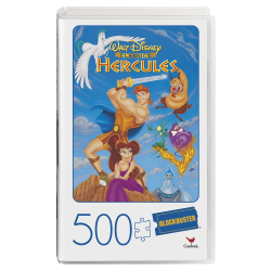 Blockbuster: Hercules - 500pc Puzzle