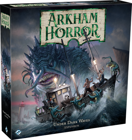 Arkham Horror Under Dark Waves *EXPANSION*