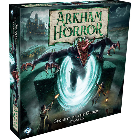 Arkham Horror Third Edition: Secrets of the Order *New May 2021*