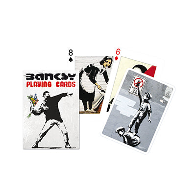 Banksy Player Cards