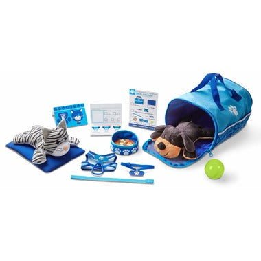 Tote & Tour Pet Travel Playset