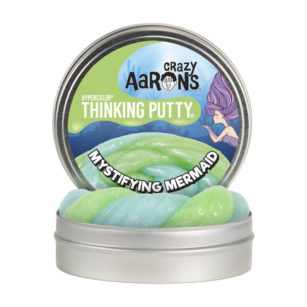 Mermaid Hypercolor Thinking Putty