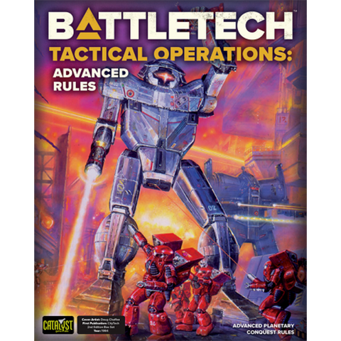 BattleTech Operations Advanced Rules