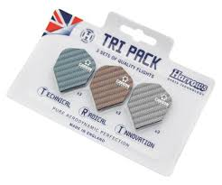 Tri-Pack Flights - Carbon