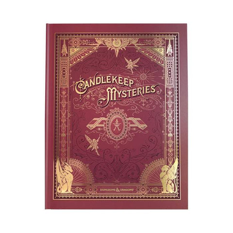 Candlekeep Mysteries - Collector Cover
