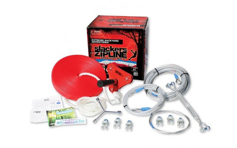 Slackers 90' Zipline Eagle Kit