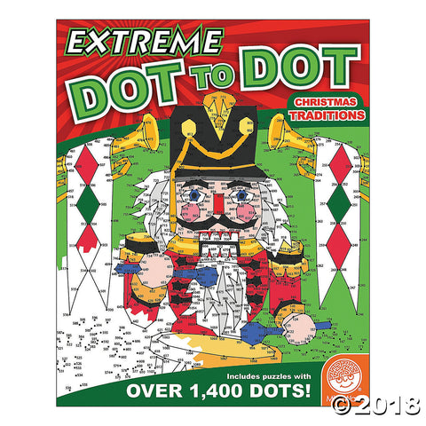 Extreme Dot to Dot: Christmas Tradition