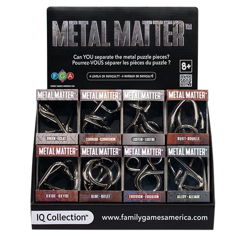 Metal Matter - Assorted Puzzles