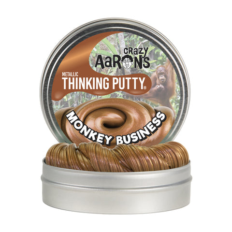 Monkey Business Thinking Putty