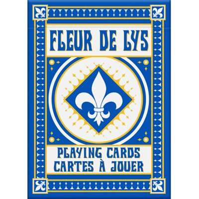 Bicycle Playing Cards Fleur de Lys