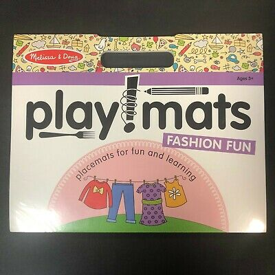 Play Mats! Fashion Fun