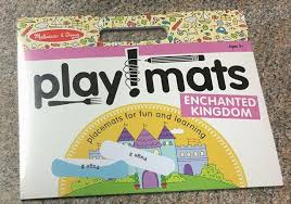 Play Mats! Enchanted Kingdom