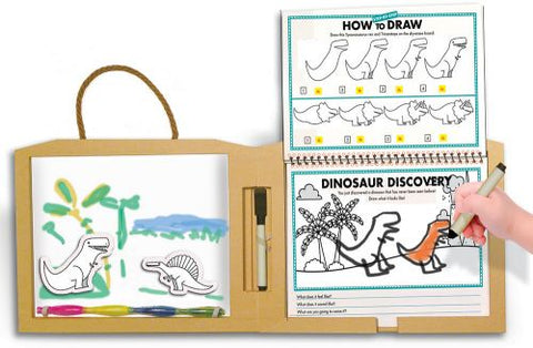 Play Draw Create - Dinosaurs