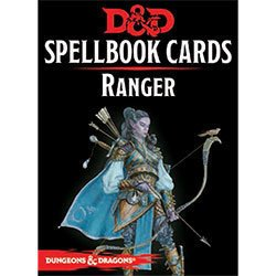 D&D Magic Spellbook Cards: Ranger