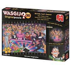 1000 PCS Wasjig 30 - Strictly Can't Dance