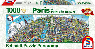 Paris - 1000pc