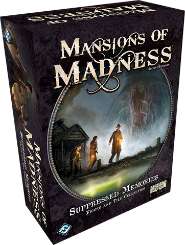 Mansions of Madness: Suppressed Memories